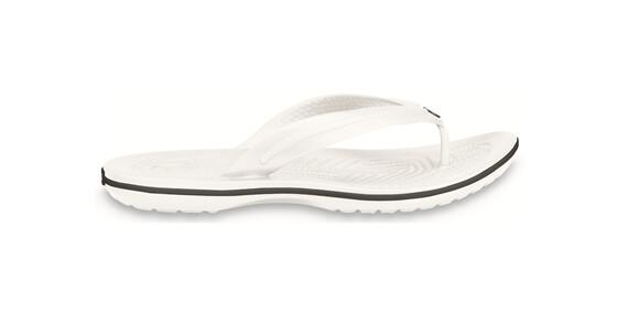 Crocs Crocband Flip Sandaler hvid